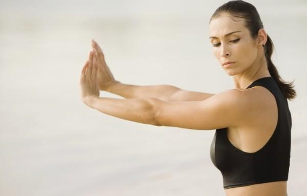 Силовые упражнения для осанки и грации